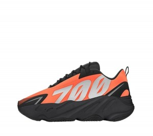 Cheap Yeezy 700 MNVN 'Orange' Replica
