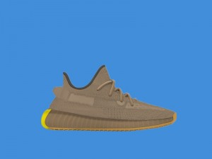 Cheap Yeezy Boost 350 v2 Earth Replica Kanye Shoes