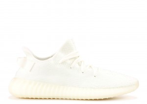 "Best Yeezy Replica Boost 350 V2 ""Triple White"""