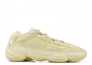 "Best Yeezy Replica 500 ""Super Moon Yellow"""