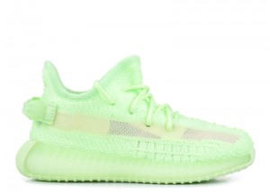 Kids Yeezy Boost 350 V2 GID 'Glow' Replica