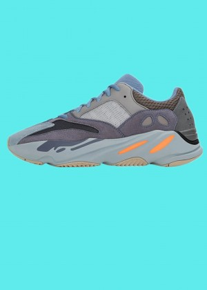 Fake Yeezy Boost 700 Carbon Blue